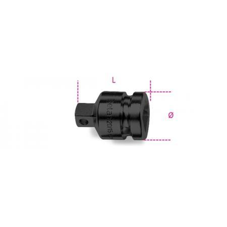"""nástrčkový adaptér, adaptéry s 1"""" vnitřním a 3/4"""" vnějším závitem"""