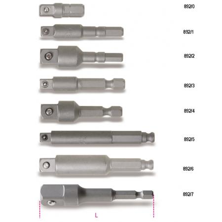 adaptéry pro nástrčkové adaptéry