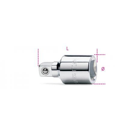 """adaptér, adaptéry s 1/2"""" vnitřním  a 3/8"""" vnějším závitem"""