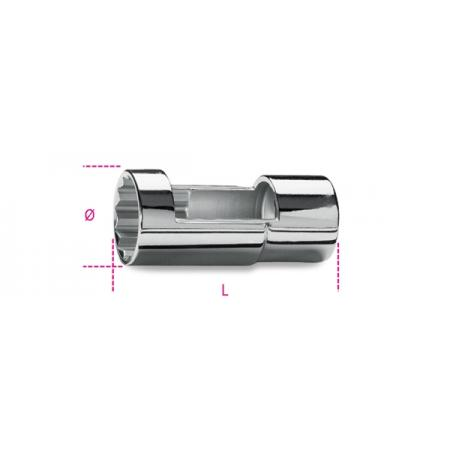 """1/2"""" čtyřhranný nástrčkový adaptér  pro vstřikovače dieselových motorů"""