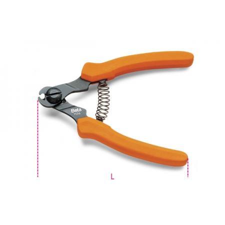 nůž na kabely pro ocelové kabely