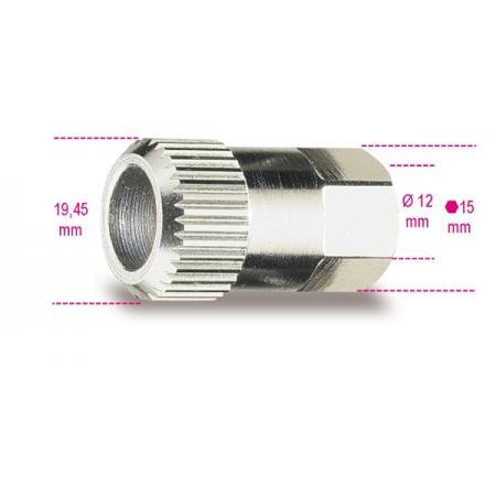 klíč na volné kolo řemenice alternátoru