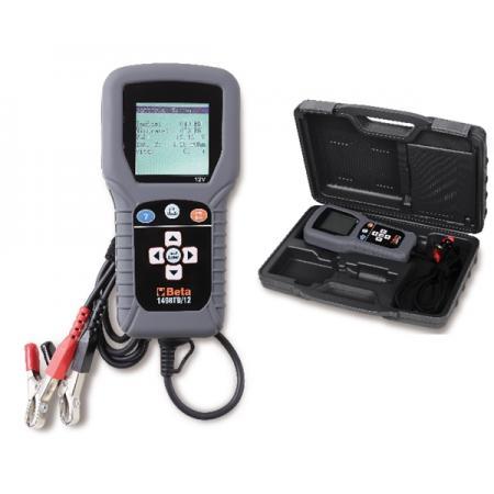 digitální zkoušečka baterií, 12 V