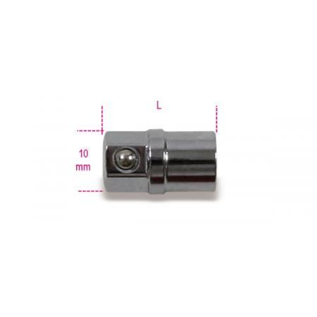 """adaptér držáku bitů, 1/4"""", pro řehtačkové klíče 10 mm"""