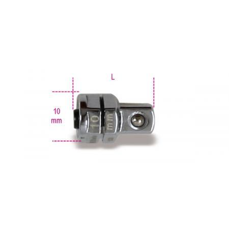 """rychloupínací adaptér, 1/4"""", pro řehtačkové klíče 10 mm"""