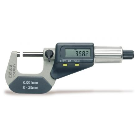 vnější mikrometry, přesnost 0,001 mm