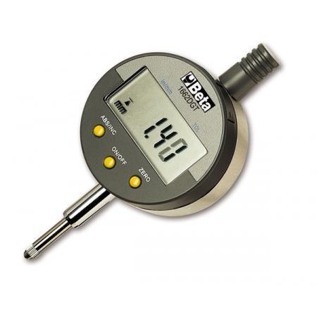 digitální číselníkový ukazatel, přesnost 0,01 mm