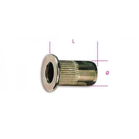 ocelové závitované nýty pro položky 1742-1742A-1946KF