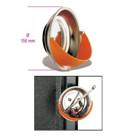 magnetický držák nástrojů, kulatý