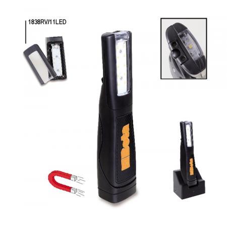 dobíjecí inspekční lampa s ultravelkou svítivostí LED, lithium polymerová baterie ?