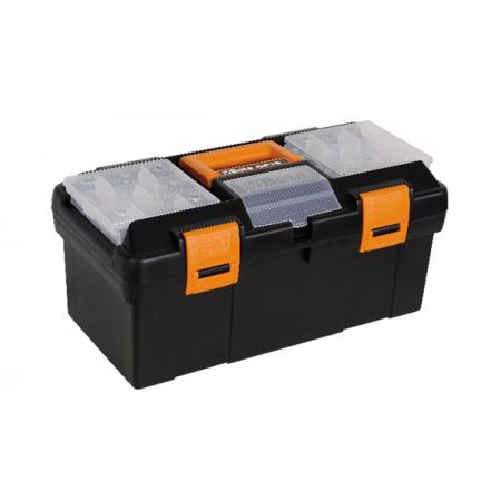 box na nástroje, plastový, vyjmutelné přenosné a nástrojové tácy