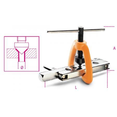 nástroj na rozhánění trubek na trubky z mědi  a lehkých slitin