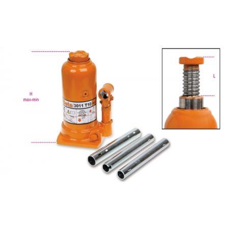 hydraulické sloupkové zvedáky