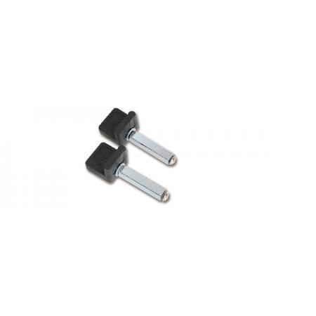kluzátka tvaru L, pár, vyrobená z pryže pro položku 3040