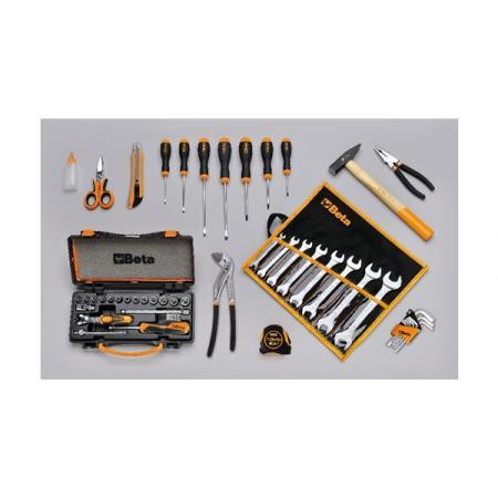 sada 49 nástrojů