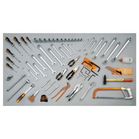 sada 71 nástrojů