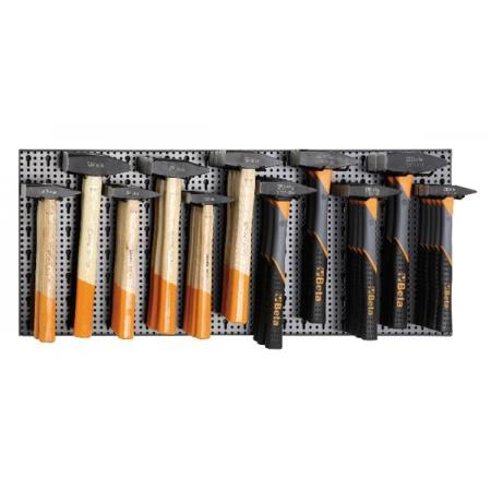 souprava 43 nástrojů, s háky bez panelu