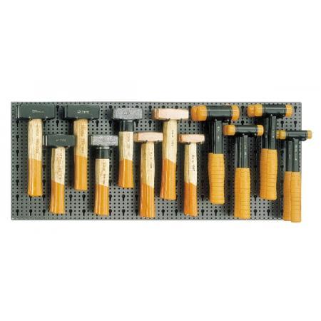 souprava 24 nástrojů,  s háky bez panelu