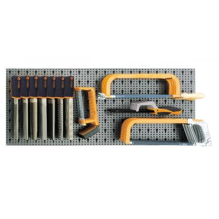 souprava 53 nástrojů, s háky bez panelu