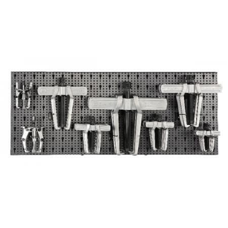 souprava 17 nástrojů, s háky bez panelu