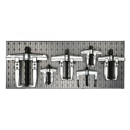 souprava 14 nástrojů  s háky bez panelu