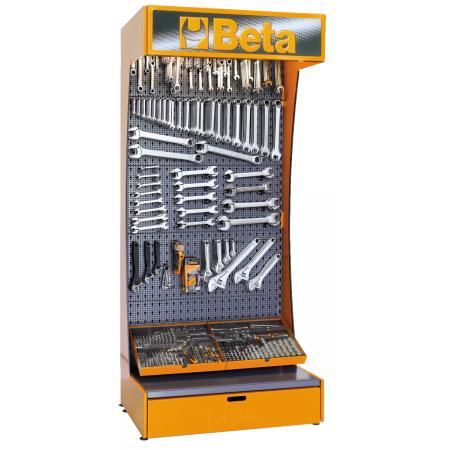 souprava 605 nástrojů s háky bez displejového stojanu
