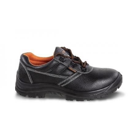 kožená bota, vodotěsná, bez špičky a stélky odolné proti penetraci