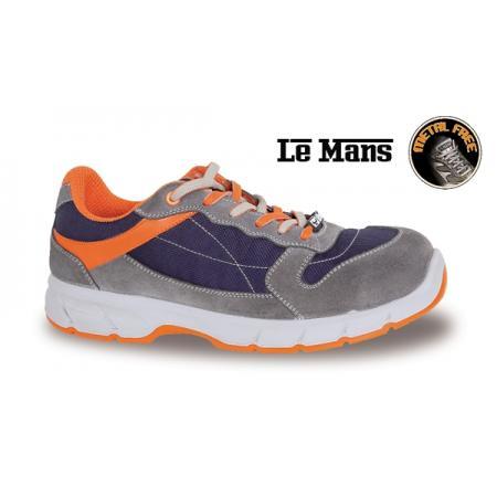 semišové boty odolné vůči vodě  s nylonovou voděvzdornou vložkou
