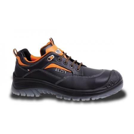 bota z přírodní kůže, vodotěsná, vysoce prodyšná