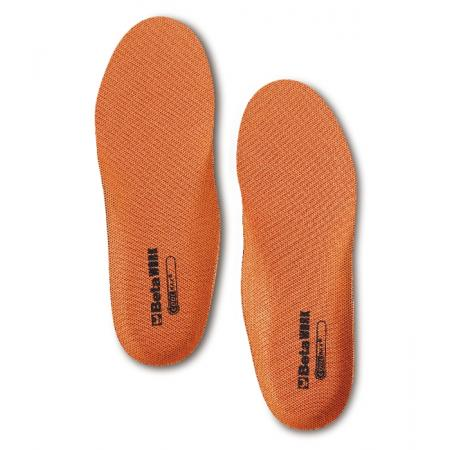 anatomicky tvarované podnožní pláště Coolmax®