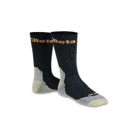 kotníkové ponožky vyrobené z materiálu Coolmax®, Dryarn® a Cordura®