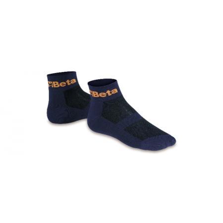 kotníkové ponožky vyrobené z antibakteriálního materiálu Meryl Skinlife®