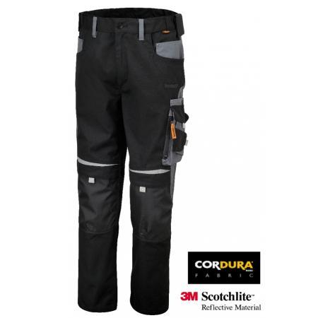 pracovní kalhoty, styl s více kapsami