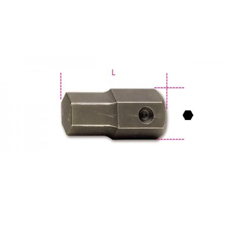 rázové šestihranné bity, adaptér 22 mm