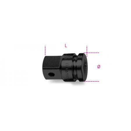 """nástrčkový adaptér, adaptéry s 3/4"""" vnitřním a 1"""" vnějším závitem"""