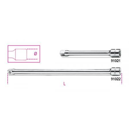 """prodlužovací tyče s 3/8"""" adaptérem"""