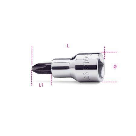 nástrčkové adaptéry na šrouby s křížovou hlavou Phillips®