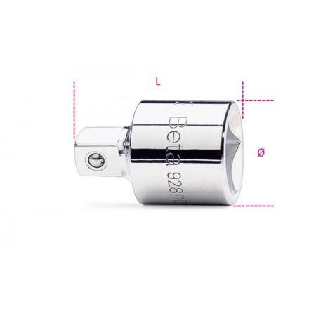 """adaptér, adaptéry s 3/4"""" vnitřním a 1/2"""" vnějším závitem"""