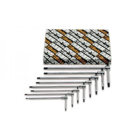 sada 14 klíčů, rukojeti tvaru T se třemi šestihrannými konci s vnějším závitem (položka 951)