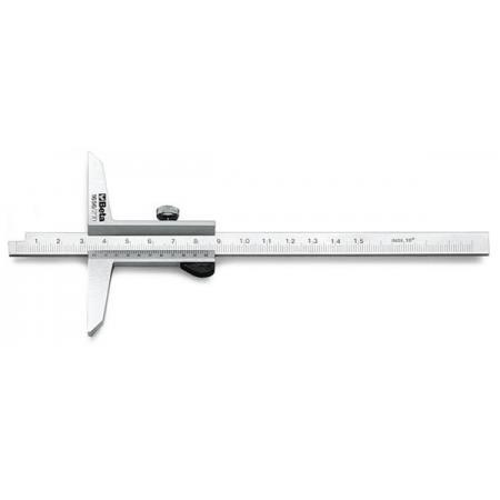hloubkoměr, přesnost 0,02 mm