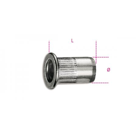 hliníkové závitované nýty pro položky 1742-1742A-1946KF