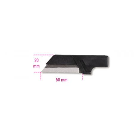 4 náhradní čepele pro pracovní nůž 1777MQ/U