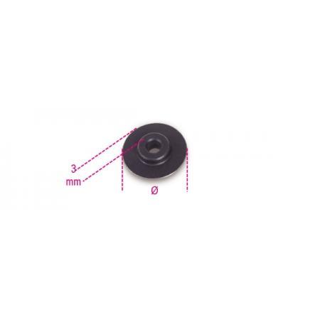 náhradní kotouč řezače pro položky 336  a 338 na trubky z mědi a lehkých slitin