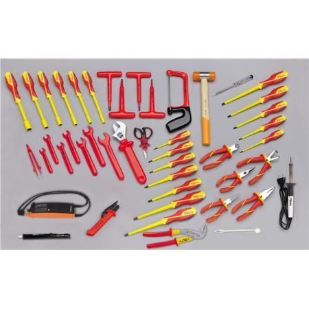 sada 46 nástrojů