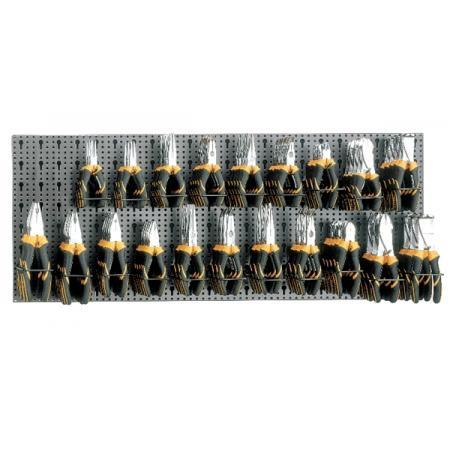 souprava 80 nástrojů  s háky bez panelu