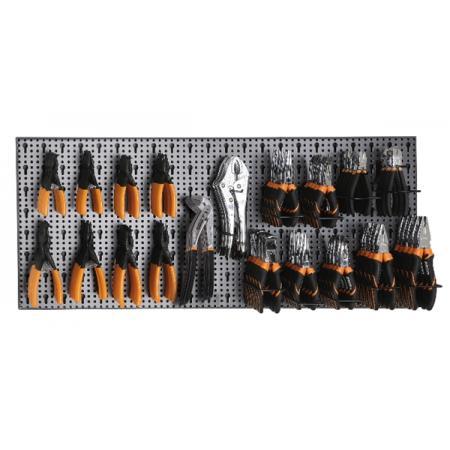 souprava 91 nástrojů s háky bez panelu