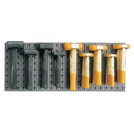 souprava 29 nástrojů,  s háky bez panelu