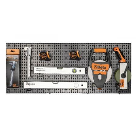 souprava 22 nástrojů  s háky bez panelu