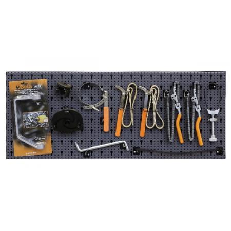 souprava 36 nástrojů  s háčky bez panelu