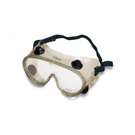 chránič očí  s polykarbonátovým průzorem